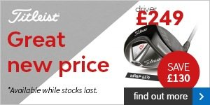 Titleist 915 metal woods - great new price