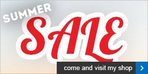 Summer Sale - great savings to be had in-store